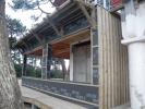 Création de l'ossature bois et préparation de la pose du bardage