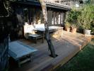 Terrasse en ipé au Cap Ferret